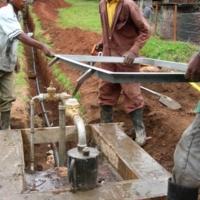 Der Wassertank