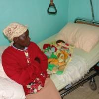 Patienten und Ärzteteam