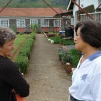 Schweizer Delegation zu Besuch