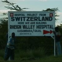 Spitalbau Phase 1