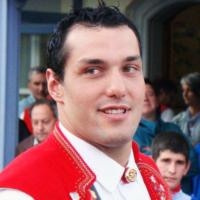 Daniel Bösch - Schwinger/Sieger Unspunnenfest 2011